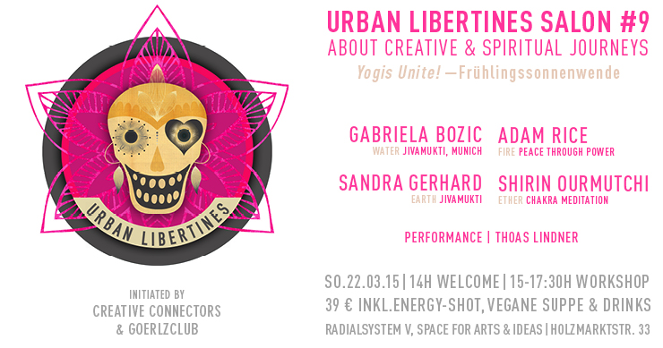 Urban Libertines Flyer 22.03.15